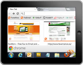 Fax to Email Google Chrome – Sending a Fax from Google Chrome