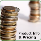 Web to Fax & VBC - Rates / Pricing