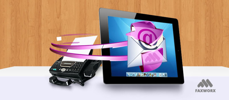 Receive fax via email - FaxWorx